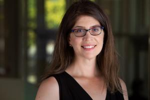 Image of Melinda McClimans, PhD, Assistant Director of the Middle East Studies Center